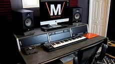 The Ultimate Home Studio Desk