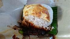 Nasi Lemak Telur Dadar