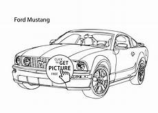 supercars gallery ford mustang gt ausmalbilder