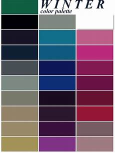 true winter palette i can wear these color analysis