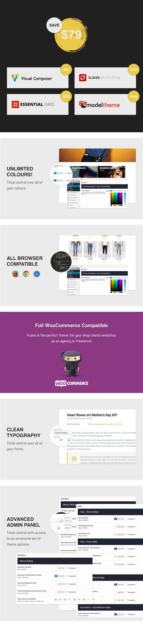 fusko v1 2 tech gadgets woocommerce wordpress theme