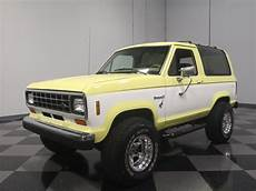 how does cars work 1988 ford bronco ii user handbook 1988 ford bronco ii streetside classics the nation s trusted classic car consignment dealer
