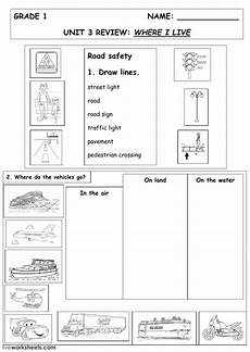 worksheets for places to live 15996 where i live interactive worksheet