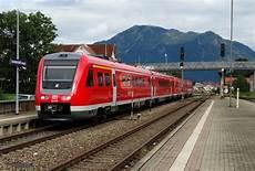 Db Regio Bayern 612 003 Erreicht Am 16 08 14 Immenstadt