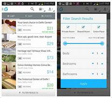 android filters 4 search sort and filter mobile design pattern