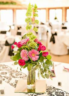 flower arrangements gerber daisies wedding decorations