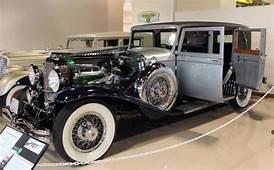 Rare 1930 Duesenberg Model J By Willoughby  Oldtimers
