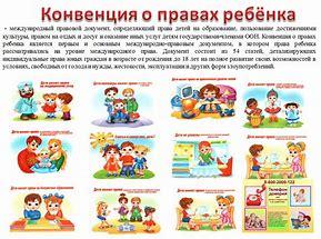 о праве ребенка на бесплатное образование
