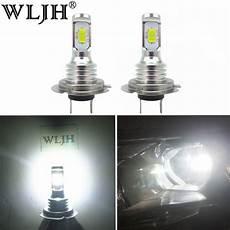 H7 Led Len - wljh 2x canbus bright white 12v 24v 1000lm car h7 led