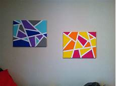 30 Creative And Easy Diy Canvas Wall Ideas The Wow Style