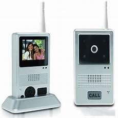 Installation Interphone Sans Fil Comment Installer Un Visiophone Sans Fil