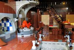 LEGO Howls Castle