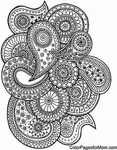 pin by julia on colorings paisley coloring pages