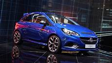 New Opel Corsa E Opc Performance Package Live At Genf