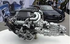 Tout Sur L Incroyable Moteur W16 De La Bugatti Chiron