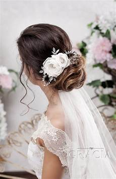 enhance your bridal hair half up half down