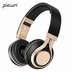 Picun Wireless Bluetooth Headphone Stereo Bass by Picun Wireless Headphone Bluetooth Earphone Headset