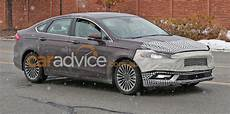2017 ford mondeo facelift spied testing in detroit ford