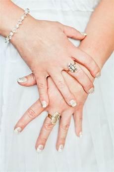 mariage alliance doigt