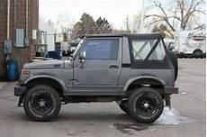 Sell Used 1986 Suzuki Samurai Jx Sport Utility 2 Door 1 6l