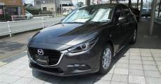 Spyshots 2016 Mazda 3 Facelift Seen Out In The Open