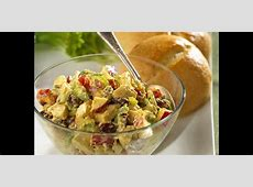 curried cranberry chicken salad_image