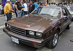 1982 Or 83 Ford Mustang M&233xico At The Des De