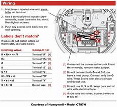 thermostat wiring diagram 44377 honeywell thermostat manual home decor ideas