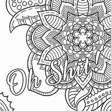 curse word coloring pages at getcolorings free