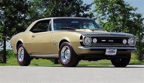 First Camaro Delivered To Yenko Chevrolet Sells For $3000