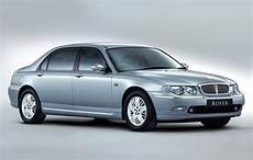 rover 75 saloon review 1999 2004 parkers