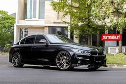 Photoshoot BMW 335i With HRE FF01 Wheels