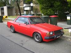 Aussie Parked Cars 1979 Mazda 626 Coupe