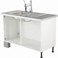Ikea Cuisine Meuble Sous Evier 120 Id 233 Es De Travaux
