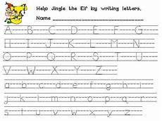 early handwriting worksheets 21375 alphabet handwriting practice for kindergarten or 1st grade