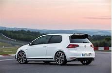 Volkswagen Launches Golf Gti Clubsport Edition 40 Autocar