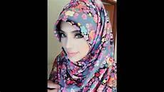Tutorial 28 Cara Memakai Jilbab Pashmina Simple