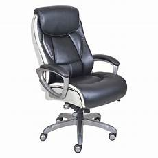 Office Chairs Bc by Serta Smart Layers Executive Office Chair Tranquility