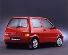 Fiat Cinquecento Sporting - fiat cinquecento sporting 3 ran when parked