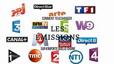 tv m6 replay comment t 233 l 233 charger une vid 233 o en replay pluzz tv my tf1 m6 w9 d8 etc