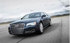 audi a8 2013 length 2013 audi a8 l 4 0 test motor trend