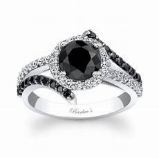 barkev s black diamond engagement ring bc 7857lbk barkev s
