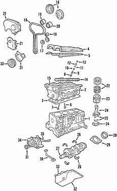 ford 2 0 engine diagram component diagrams ford focus 2003 dohc engine block parts