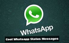 Top 100 Funky And Cool Whatsapp Status Messages Get Funky
