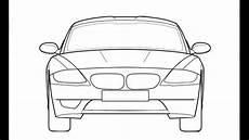 voiture en dessin comment dessiner une voiture