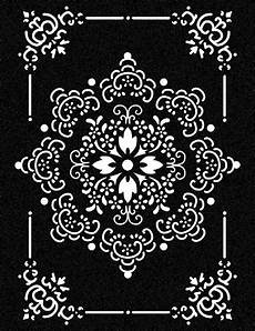 orientalische muster vorlagen kostenlos schablone steria ornament de spielzeug