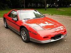 manual repair free 1985 pontiac fiero parking system find used pontiac fiero gt 1985 v6 estate collection super nice at firebird trans am in pollock