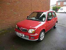 nissan 2002 micra vibe car for sale