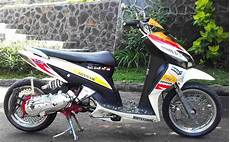 Modifikasi Motor Vario Lama by Koleksi Modifikasi Motor Honda Vario 150 Esp Terbaru