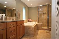 Simple Master Bathroom Ideas Endearing Bathroom After Remodeling With Wood